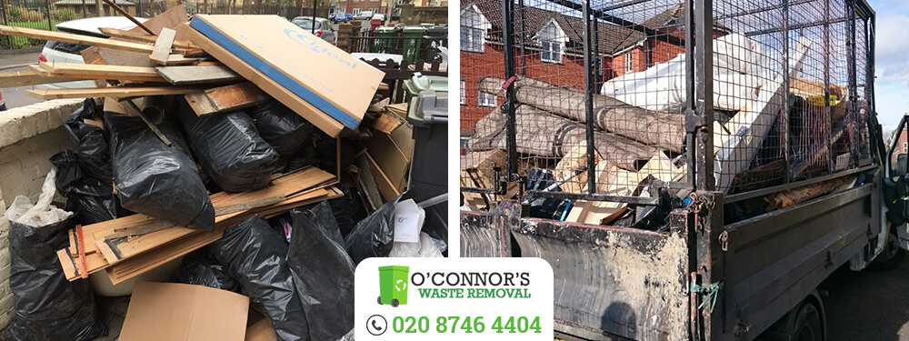 Clapham waste removal SW11