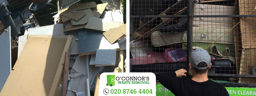 Croydon rubbish disposal CR9