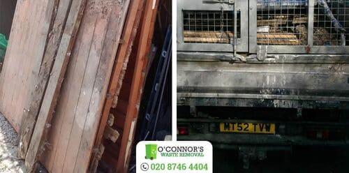 Finchley rubbish disposal N3