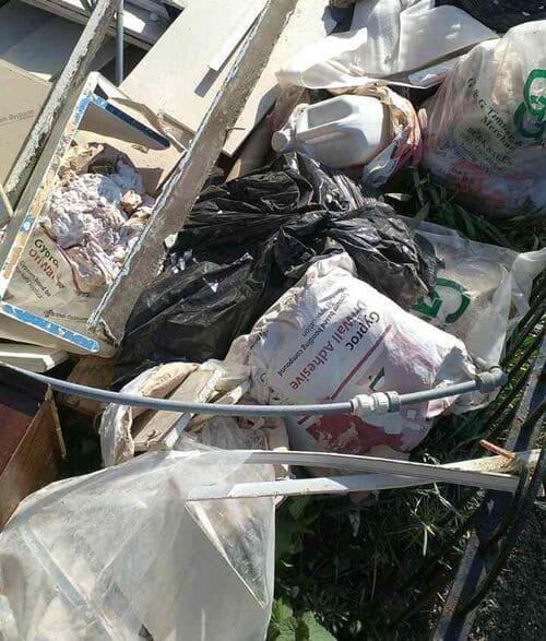 SW9 waste disposal Brixton