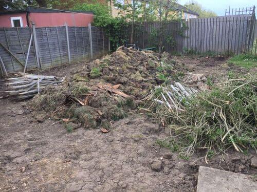 junk disposal in Clapham Park