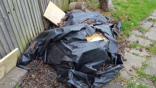 junk disposal in Docklands