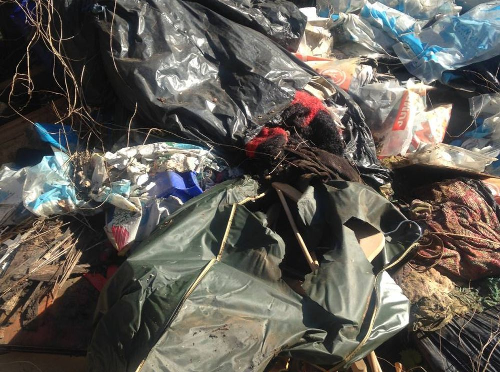junk disposal in Hampstead