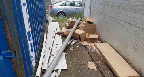 N5 waste disposal Highbury