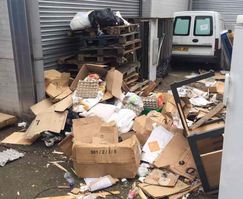junk disposal in Knightsbridge