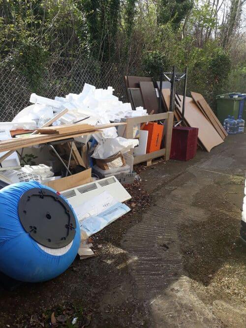 TW10 waste disposal Richmond upon Thames