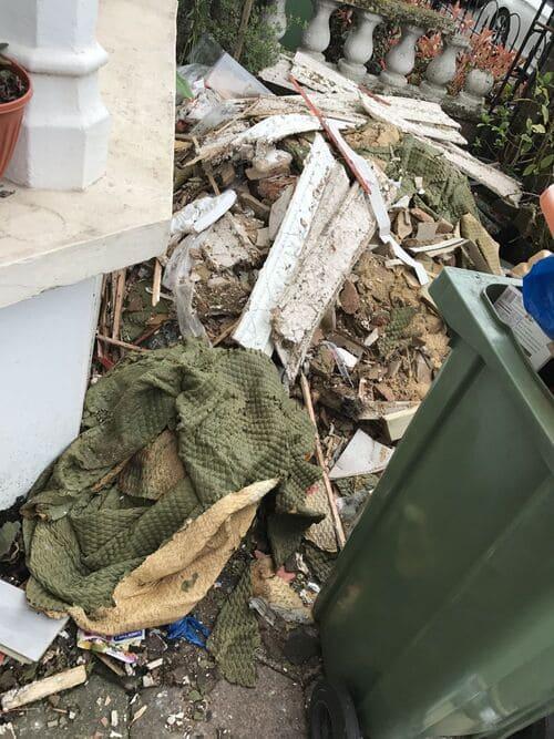 junk disposal in Southwark